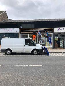 Roller & Security Shutter Doors Helensburgh