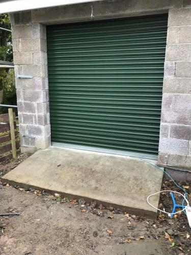 locksmith greenock rollershutter